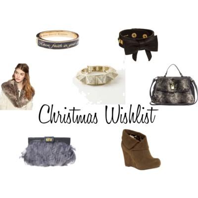 Christmas Wishlist!