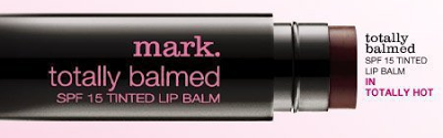 On the 23rd Day of Christmas Jackie gave to Me: TOTALLY BALMED TINTED LIP BALM IN TOTALLY HOT!