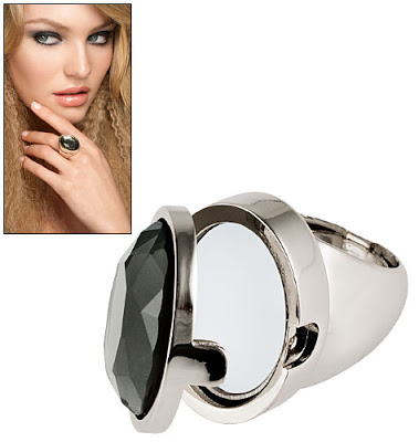 On the 10th Day of Christmas Jackie Gave to Me: A REBEL ROSE HOLIDAYS ROCK SOLID FRAGRANCE RING