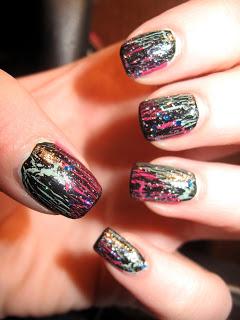shatter & glitter & MARK. O MY!!