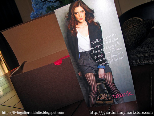 GIVEAWAY: Ashley Greene's mark. Favorites!! – CLOSED