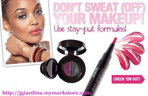 Don't Sweat (off) Your Makeup! Beat the HEAT!