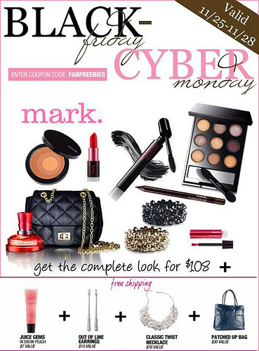 CYBER MONDAY FAB FREEBIES!!