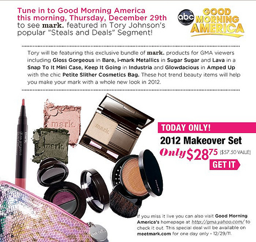 Good Morning America EXCLUSIVE 50% off Deal!