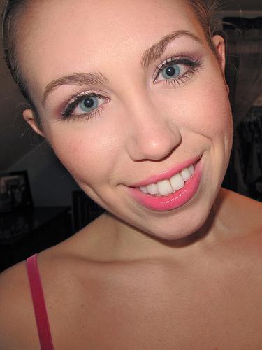 mark. Makeup Monday: Gossip Girl