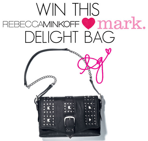 GIVEAWAY: Rebecca Minkoff mark. Delight Bag – CLOSED