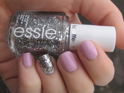 Tickled Pink Glitter
