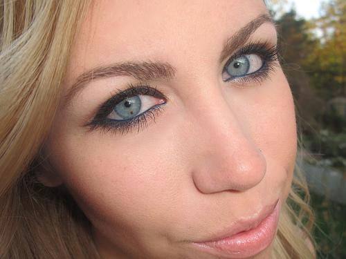 mark. Makeup Monday: Paradiso