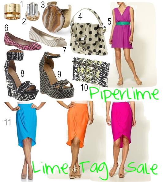 Lime Tag Sale