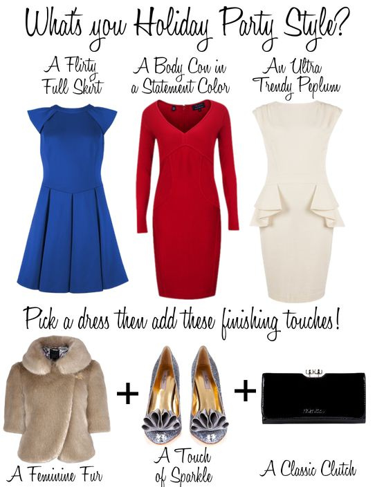What's your Holiday Party Style?
