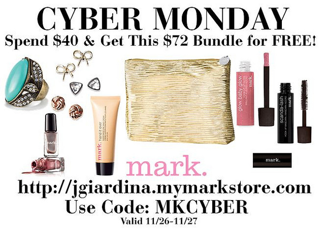 FREE mark. Gifts on CYBER MONDAY