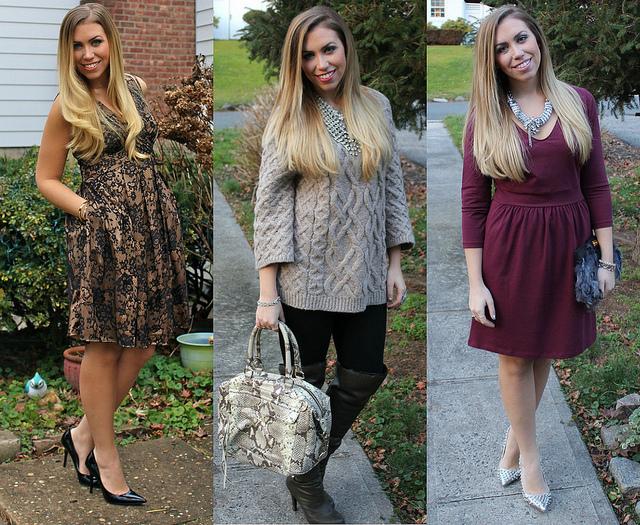 Round Up: December Fashion