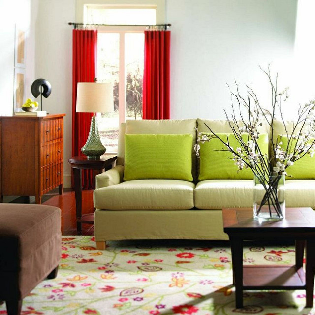 Room for Style: Decorating with Complimentary Colors
