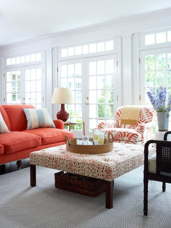 Room for Style: 2013 Spring Decorating Trends