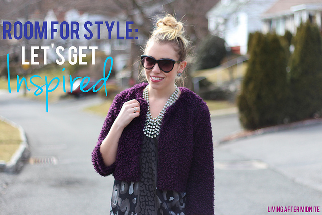 Room for Style: Let's Get Inspired by our Wardrobe