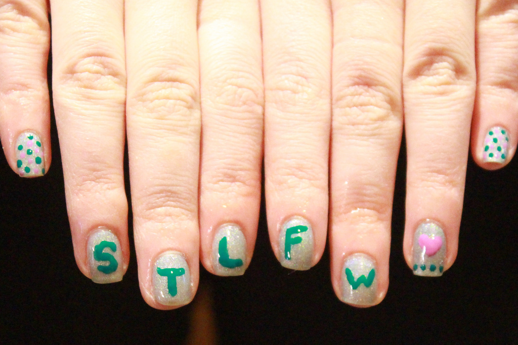 #STLFW Nails