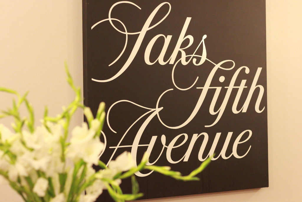 Photo Diary: St. Louis Fashion Week at Saks Fifth Avenue