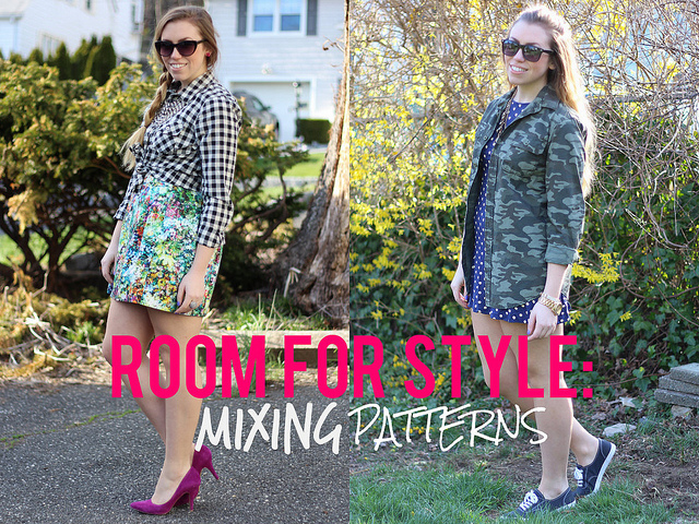 Room for Style: Styling with Mixed Patterns