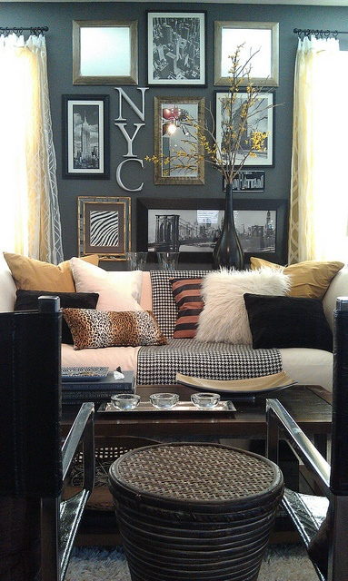 Room for Style: The Power of Gray in Decorating