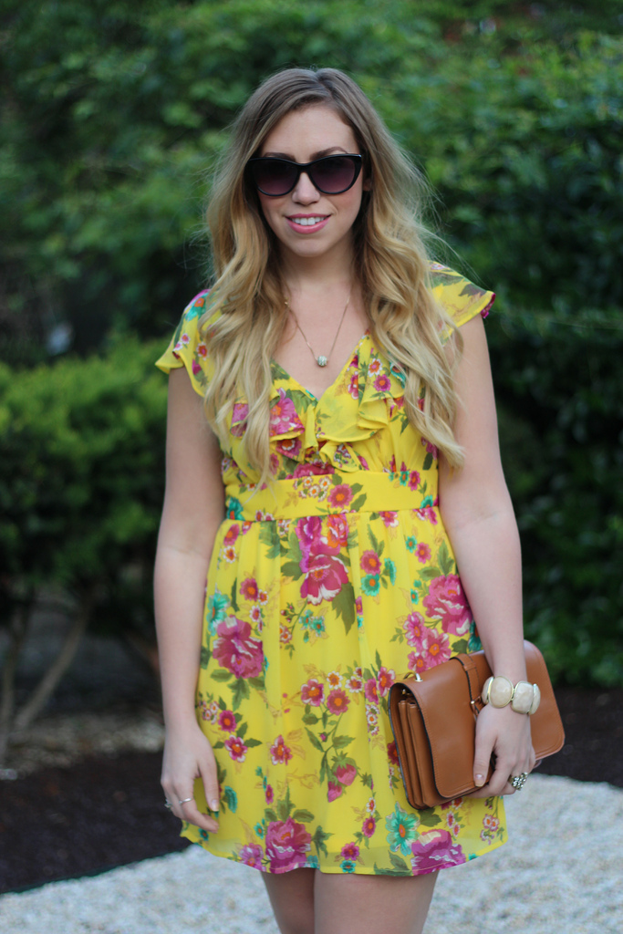 Another Floral Dress