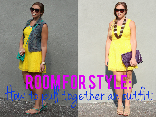 Room for Style: How to Pull an Outfit Together