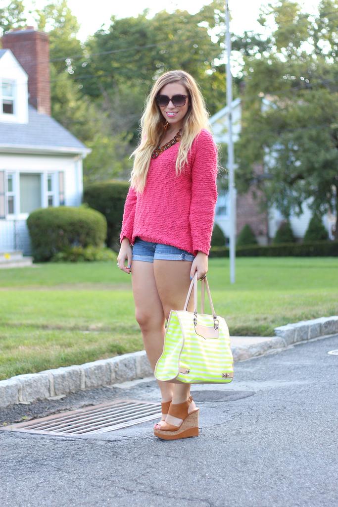 Aero Summer Sweaters