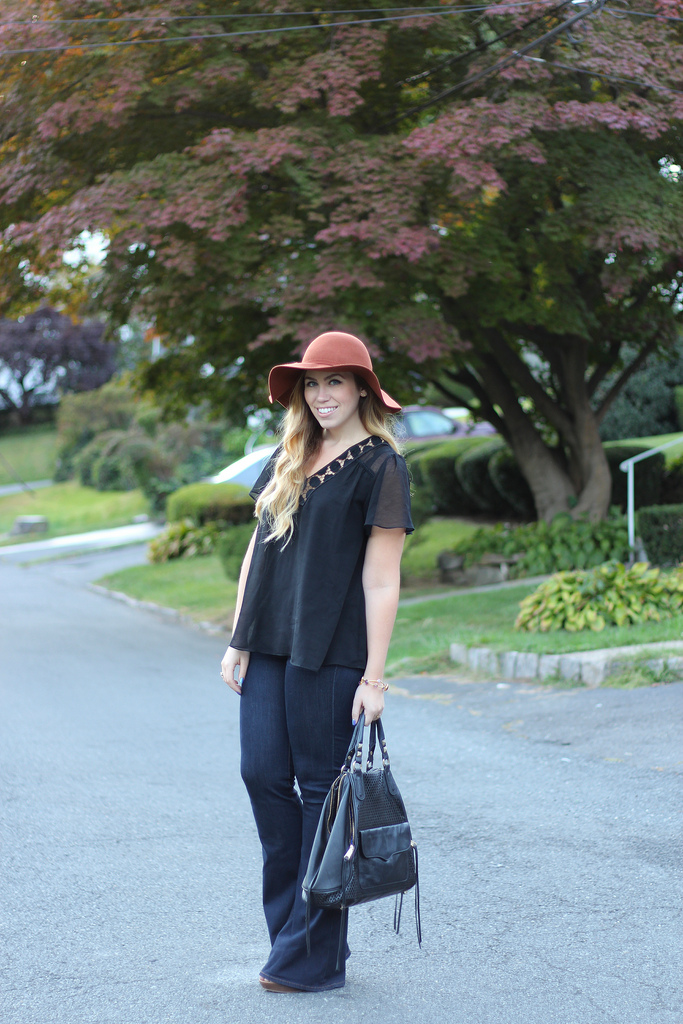 Fall Flares + A Bracelet Giveaway