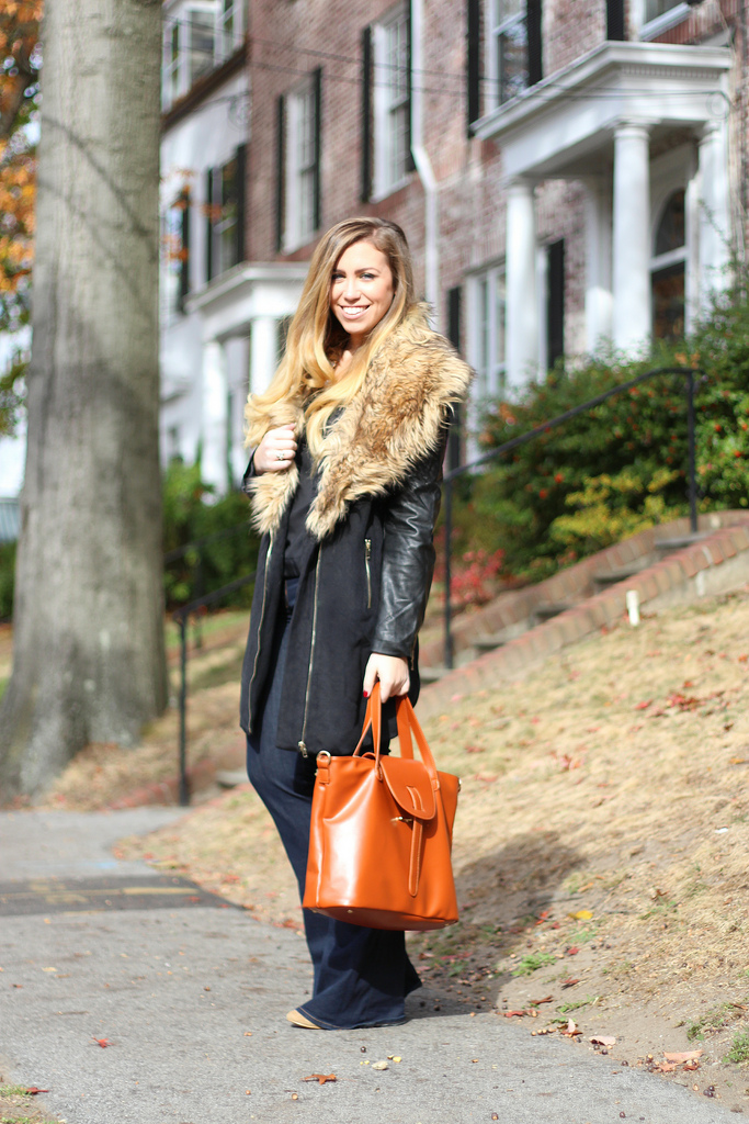 Faux Fur Outerwear
