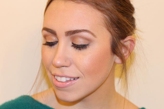 Makeup Monday: Sparkling Eyes