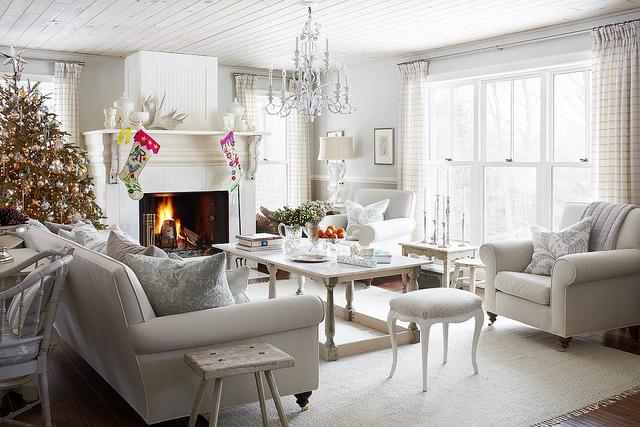 Room for Style: Winter White Decor