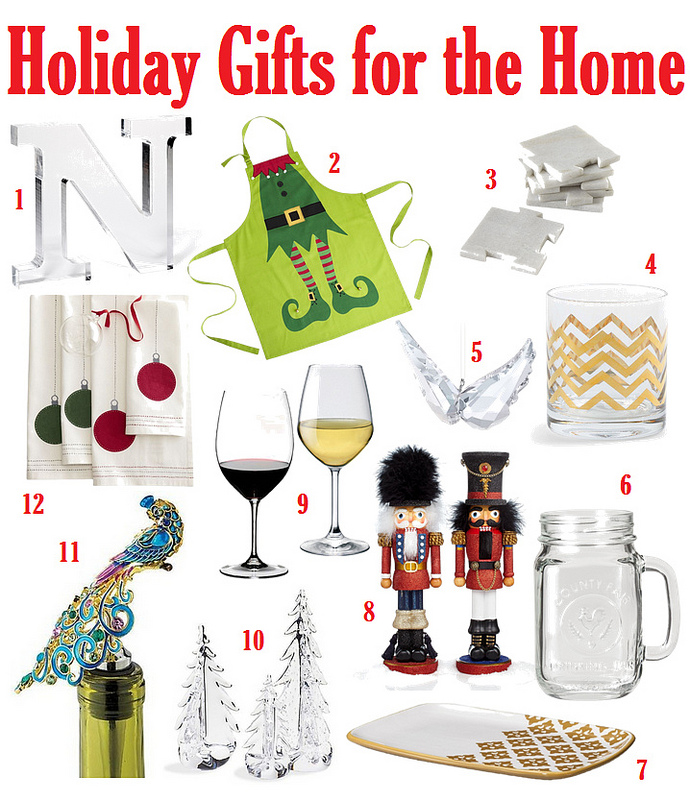 Room for Style: Holiday Gifts for the Home