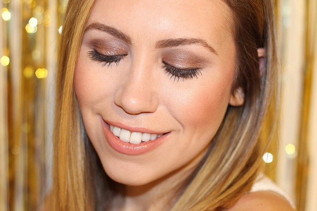 Makeup Monday: Smoldering Neutrals