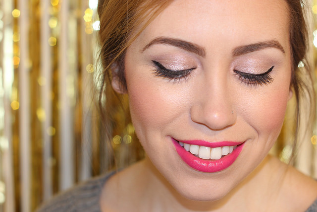 Makeup Monday: Bold Valentine's Lips