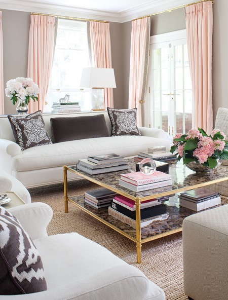 Room for Style: Blush Home Decor