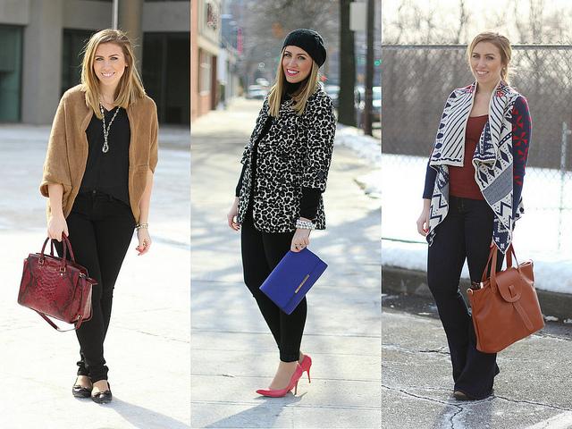 Round Up: February Fashion