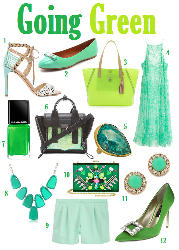 Obsession: Green