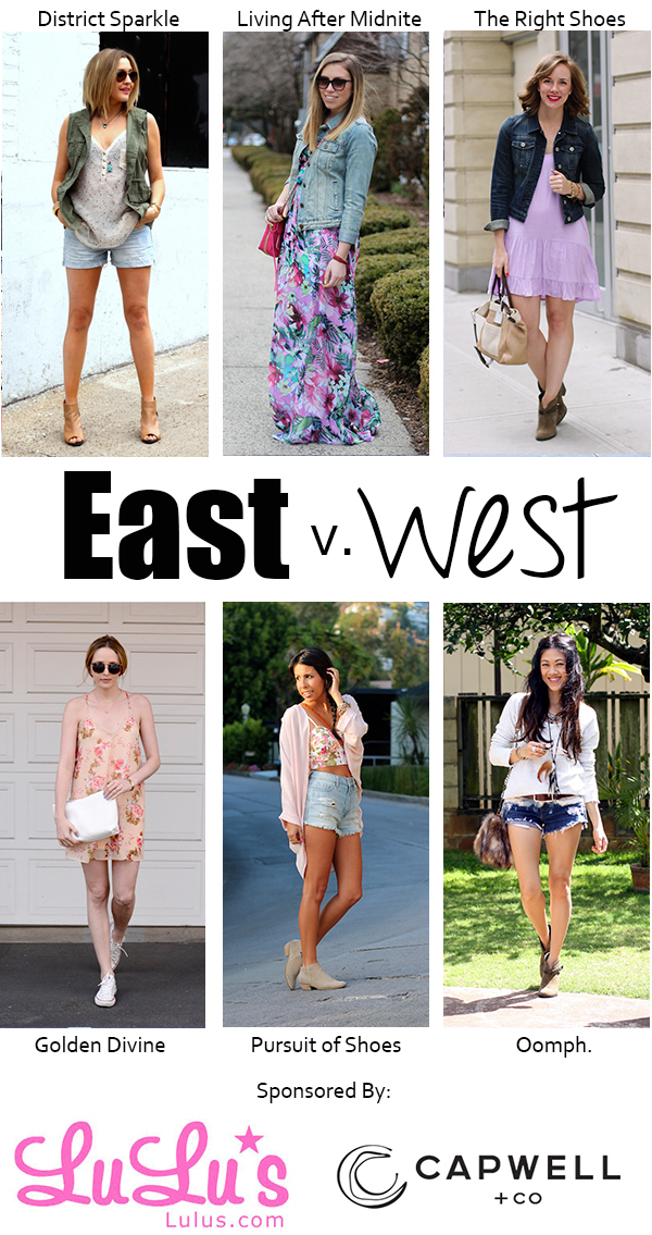 East vs. West Style: Festival