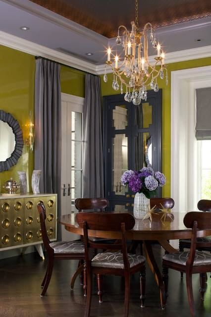 Room for Style: Going Bold with Color at Home