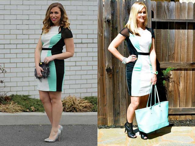 Wear & Share Wednesday: mark. Major Hit Dress
