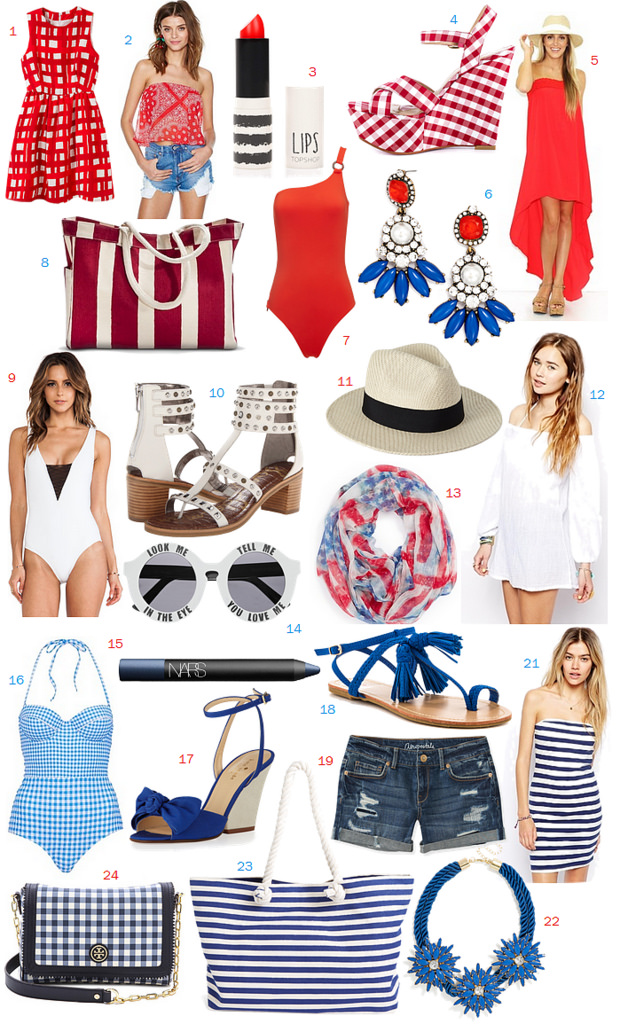 Red, White & Blues!