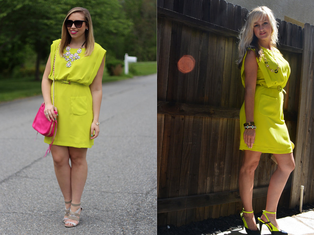 Wear & Share Wednesday: Love on the Lime Dress