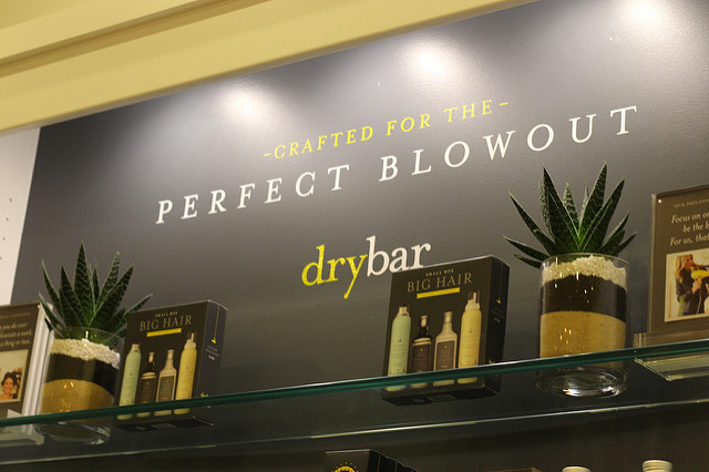 Peace, Love & Drybar Blowouts