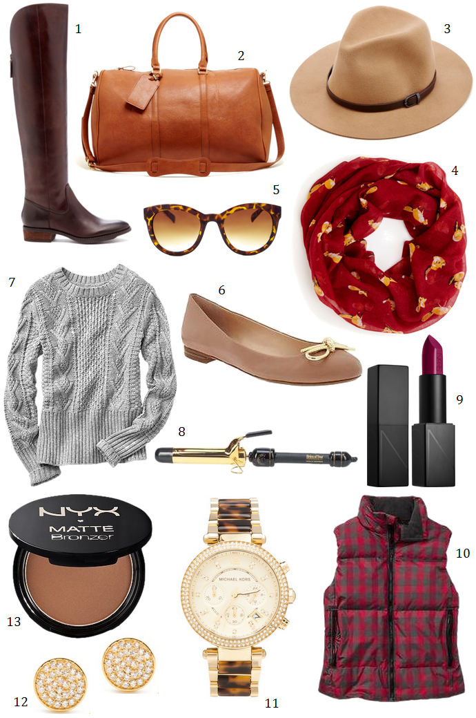 Fall Travel Essentials