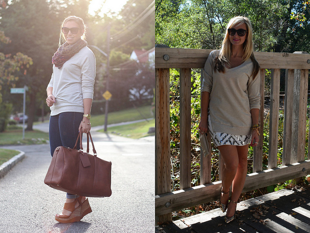 Wear & Share Wednesday: Effortless Edge Sweater