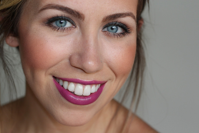 Makeup Monday: Berry Lipstick