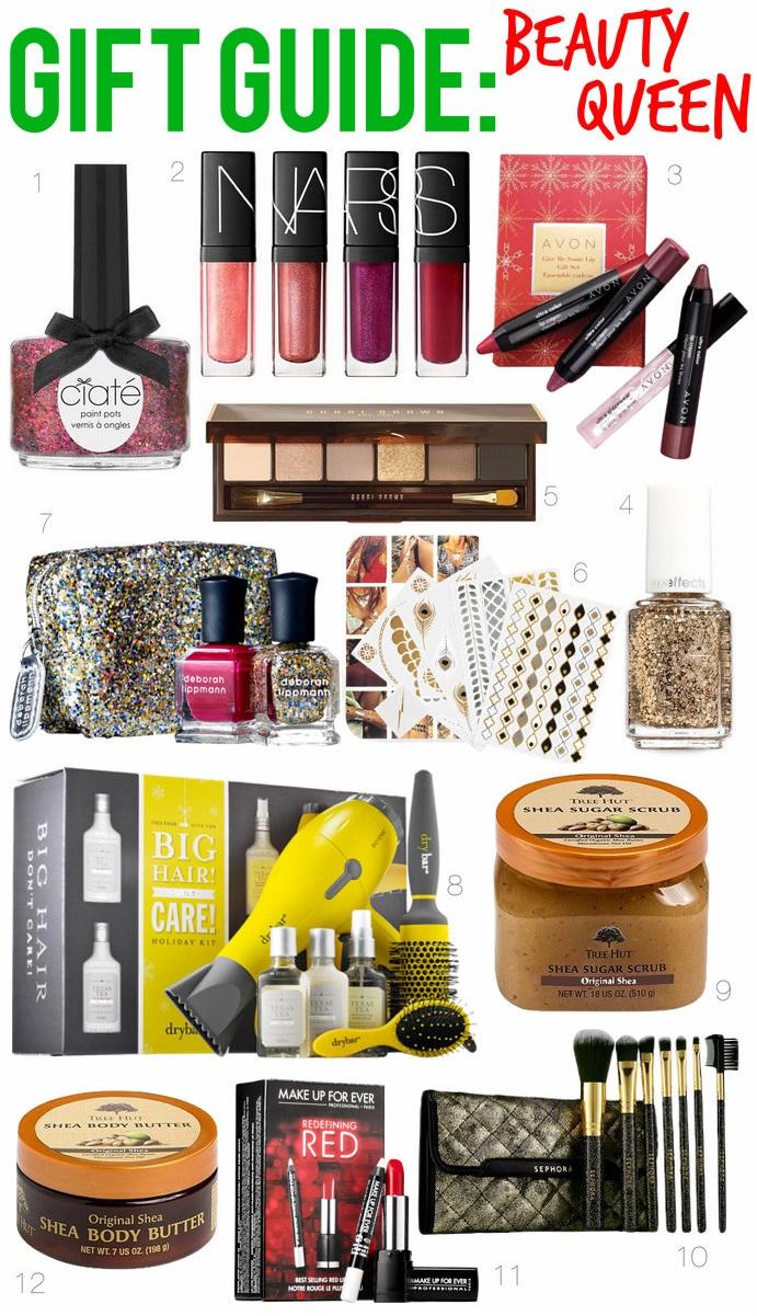 Gift Guide: Beauty Queen