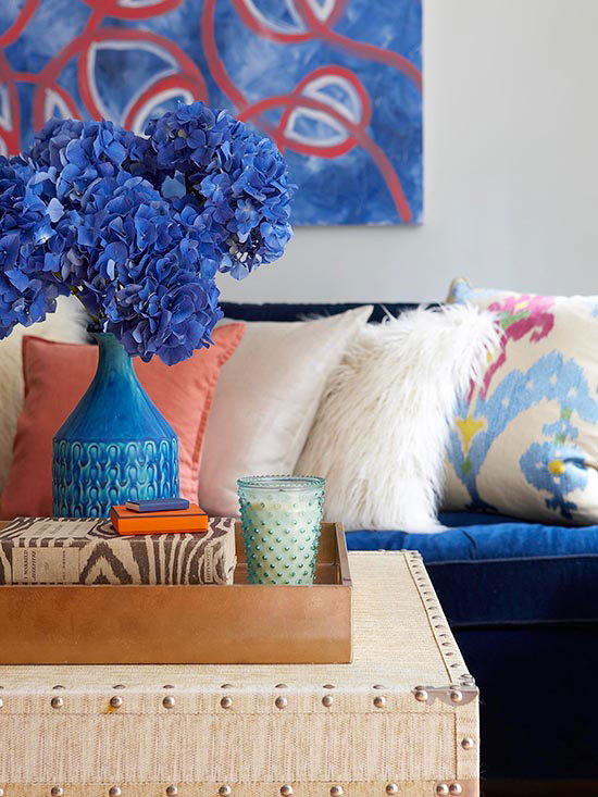Room for Style: Decorating | Confidently Color