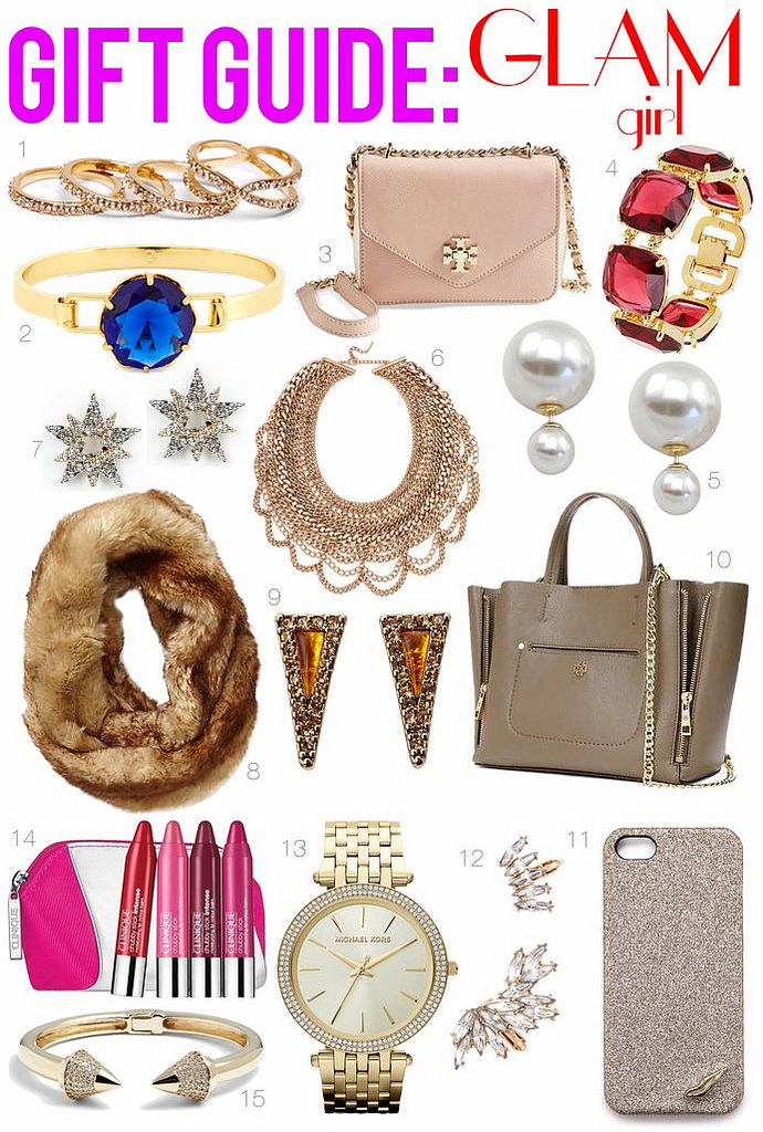 Gift Guide: Glam Girl