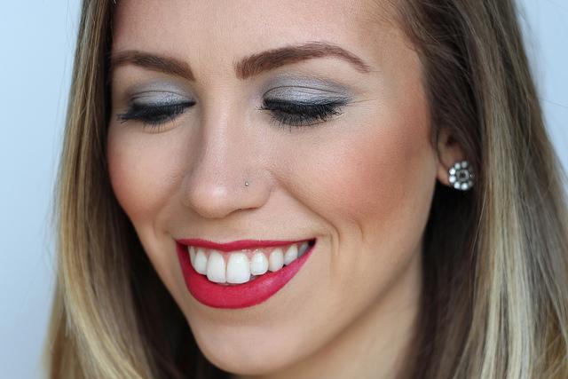 Makeup Monday: Valentine's Day Red Lip