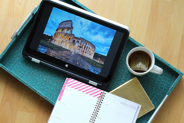 4 Places I Want to Travel to with HP x360